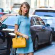 Taylor Swift se promène à New York Le 18 aril 2015