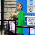 Eva Mendes à Glendale, Los Angeles, le 5 mars 2015.