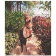 Paulina Gretzky - photo publiée sur son compte Instagram, le 31 mars 2014