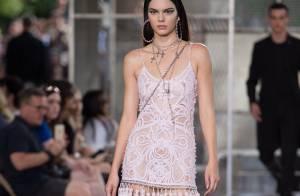 Kendall Jenner et Naomi Campbell à nu : La surprise du défilé homme de Givenchy