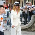 Guest - People au défilé de mode masculine Givenchy PAP Printemps / été 2016 à la Halle aux Chevaux à Paris le 26 juin 2015.