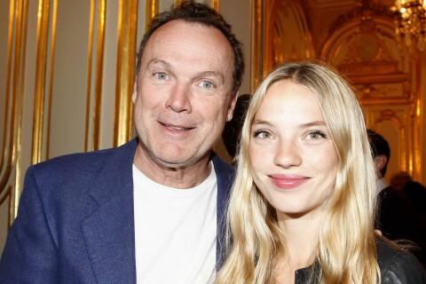 Julien Lepers présente sa fille Lorraine, une surdouée au visage angélique !