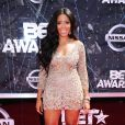 Angela Simmons lors des BET Awards 2015 au Microsoft Theater. Los Angeles, le 28 juin 2015.