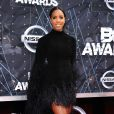 Kelly Rowland lors des BET Awards 2015 au Microsoft Theater. Los Angeles, le 28 juin 2015.