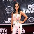 Christina Milian lors des BET Awards 2015 au Microsoft Theater. Los Angeles, le 28 juin 2015.