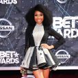 Brandy Norwood lors des BET Awards 2015 au Microsoft Theater. Los Angeles, le 28 juin 2015.
