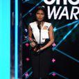 Nicki Minaj lors des BET Awards 2015 au Microsoft Theater. Los Angeles, le 28 juin 2015.