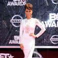 Nicole Ari Parker lors des BET Awards 2015 au Microsoft Theater. Los Angeles, le 28 juin 2015.