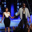 Les BET Awards 2015 au Microsoft Theater. Los Angeles, le 28 juin 2015.