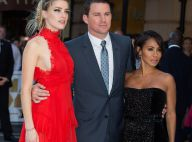 Amber Heard, Jada Pinkett Smith et Channing Tatum : Trio sexy de Magic Mike XXL