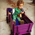 Tamera Mowry a ajouté une photo de son fils Aden sur Instagram - Juin 2015