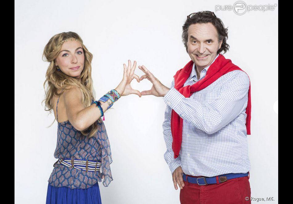 Camille et Philippe, interprétés par Amélie Etasse et Grégoire Bonnet.
