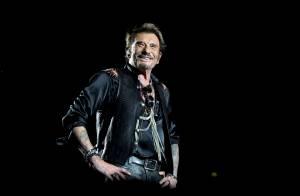 Johnny Hallyday aux arènes de Nîmes : Show sublime et original devant ses filles