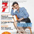 Cristina Cordula en couverture de Télé 7 Jours
