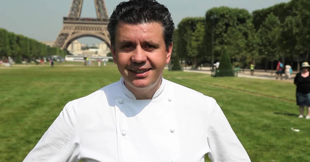 Interview du chef cuisinier fran ais toil fr d ric for Cuisinier 3 etoiles legumes