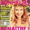 Bonheurs Magazine , numéro 11. Juillet 2015.