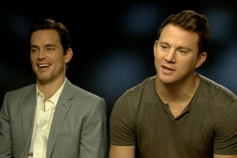 Channing Tatum et Matt Bomer, Magic Mike XXL : Les strip-teaseurs dévoilent tout