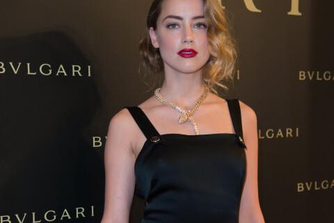 Amber Heard : Divine à Paris et franche sur son mariage avec Johnny Depp