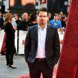 Michael Pena lors de l'avant-première du film Ant-Man à Londres le 8 juillet 2015