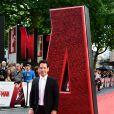 Paul Rudd lors de l'avant-première du film Ant-Man à Londres le 8 juillet 2015
