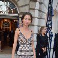 Jemima Goldsmith - Soirée de pré-mariage de Nicky Hilton et James Rothschild au manoir Spencer House à Londres. Le 9 juillet 2015