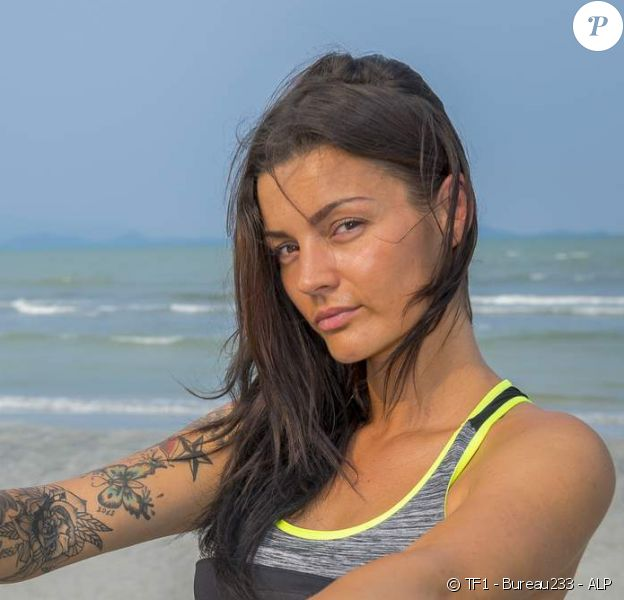 Jessica, candidate de Koh-Lanta 2015.