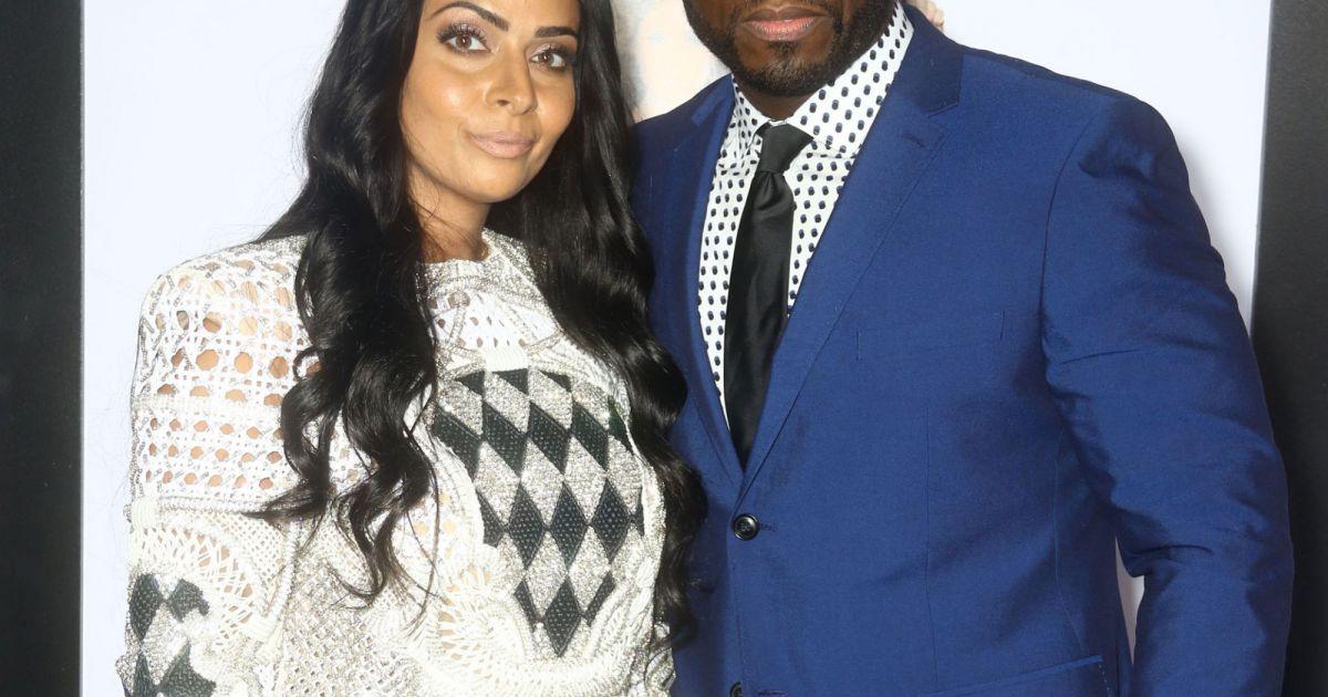 50 Cent (Curtis James Jackson III), Nancy Babochian ...