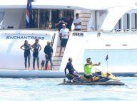 Sylvester Stallone : Vacances sportives avec sa chérie et ses trois filles