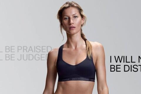 Gisele Bündchen : Exit les podiums, place à l'égérie sexy et sportive