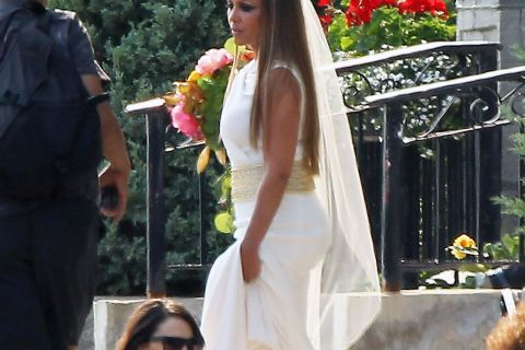 Vanessa Williams divine : Photos et détails du mariage de la Desperate Housewife