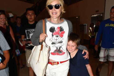 Sharon Stone et son fiston : Une maman trop cool et un garçon craquant