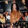 Katy Perry - Arrivées à la soirée Jeremy Scott au Vip Room à Paris. Le 7 mars 2015