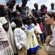 Mary de Danemark en visite en Ouganda