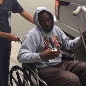 P. Diddy en fauteuil roulant : Blessé et opéré, le rappeur souffre...