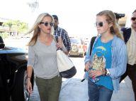 Reese Witherspoon et sa fille Ava : De vraies soeurs jumelles, inséparables !