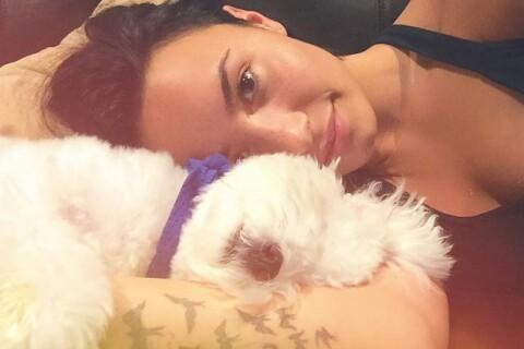 Demi Lovato : Le ''coeur brisé'' face à la mort d'un être cher