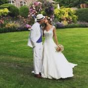 Mariage de Guy Ritchie: Fête chic et campagnarde avec David Beckham et Brad Pitt
