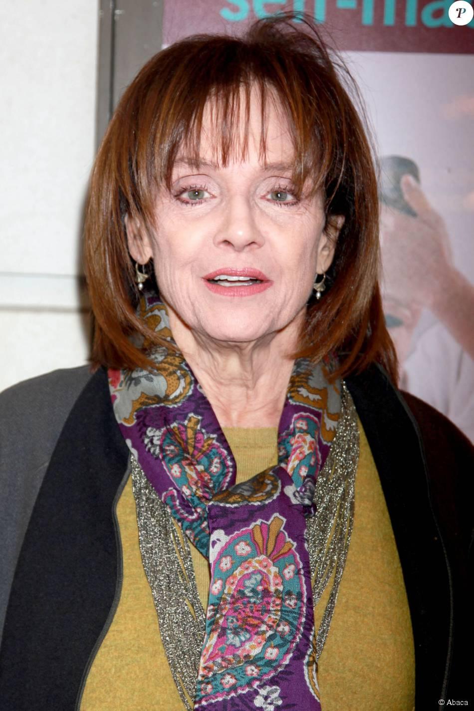 """Valerie Harper à la première de la pièce """"Casa Valentina"""" à Broadway, le 23 avril 2014."""