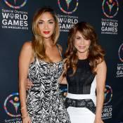 Nicole Scherzinger bombesque et radieuse aux côtés de l'icône Paula Abdul