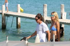 Seal et Erica Packer : In love sur un yacht à Ibiza pour une croisière de rêve !