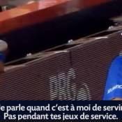 Fabio Fognini dérape : Le bouillant Italien insulte Rafael Nadal en plein match