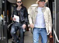 Nicolas Cage : Son fils Weston, papa rockeur, a bien changé...