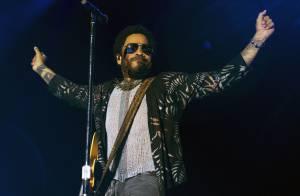 Lenny Kravitz et le #penisgate : Sa fille Zoë en rigole, Steven Tyler s'étonne