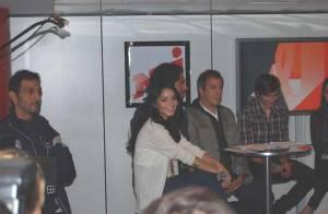 PHOTOS EXCLUSIVES : Comment Vanessa Hudgens et Zac Efron ont planté les fans...