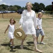 Kelly Rutherford convoquée au tribunal avec ses enfants sous peine d'arrestation