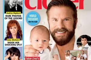 Lorenzo Lamas présente son petit-fils Lyon, enfanté par sa femme Shawna Craig !