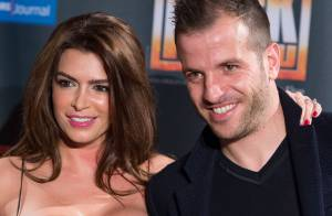 Rafael Van der Vaart : Sa sexy Sabia annonce leur rupture et... sa grossesse !