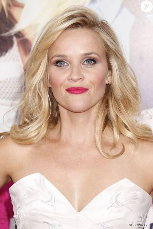 """Reese Witherspoon à la première de """"Hot Pursuit"""" à Hollywood, le 30 avril 2015"""