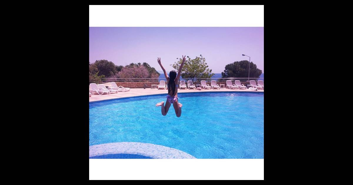 Annily la piscine en juin 2015 for Cheb hichem 2015 la piscine