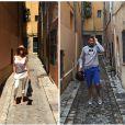 Nabilla et Thomas Vergara : ensemble à Aix-en-Provence ? Juin 2015.